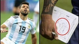 FIFA World Cup 2018: Argentina Set to Drop Sergio Aguero and Caballero