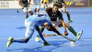 India Outclass Class Pakistan 4-0 in Champions Trophy Hockey 2018 Opener