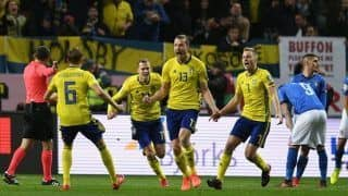 FIFA World Cup 2018: All You Need to Know About Sweden