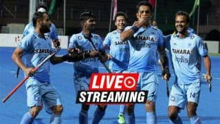 India vs Belgium Hockey Champions Trophy 2018 Live Streaming: When And Where To Watch on TV (IST)