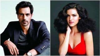 Arjun Rampal Refutes Rumours Of Dating Serbian Dancer Natasa Stankovic - Read Details