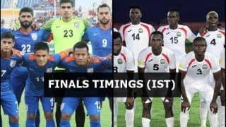 India vs Kenya Intercontinental Cup 2018 Finals Live Streaming: When And Where to Watch on TV (IST)