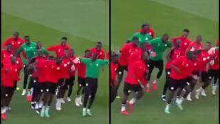 FIFA World Cup 2018: Watch Senegal Football Team Dance While Warm-up Ahead of Japan Clash