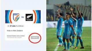 India v New Zealand Intercontinental Cup 2018: After Kenya, New Zealand Fixture Tickets SOLD OUT As Well