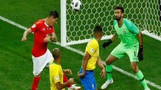 Switzerland vs Brazil FIFA World Cup 2018 Match Report: Gritty Swiss Hold Title Contenders Brazil to 1-1