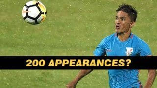 India vs New Zealand Intercontinental Cup 2018: Sunil Chhetri REVEALS His Plans For His 200th International to Parth Jindal
