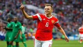 I Dreamed of A Night Like This: Russian Star Denis Cheryshev After His Brace Against Saudi Arabia