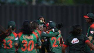 Women's T20 Asia Cup, Match Report: Bangladesh W Beat India W By 7 Wickets