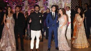 Akash Ambani - Shloka Mehta Engagement: Ranbir Kapoor, Aishwarya Rai Bachchan, Sara Ali Khan, Aryan Khan, Disha Patani, Tiger Shroff, Aamir Khan Glam Up For The Function