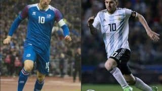 FIFA World Cup: Argentina vs Iceland,1-1 Draw, Highlights, Watch All Goals Online