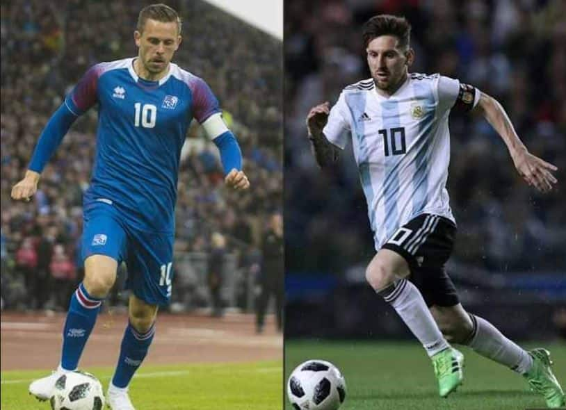 Argentina vs Iceland - Preview, Live Match | 16 Jun 2018
