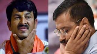 Manoj Tiwari Asks Four Questions to Arvind Kejriwal Over 'Free Travel For Women' Announcement