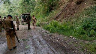 नागालैंड: आतंकी हमले में असम राइफल के 2 जवान शहीद, 4 घायल