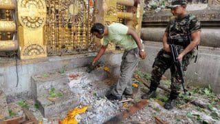2013 Bodh Gaya Blasts Case: Special NIA Court Awards Life Imprisonment to All Convicts