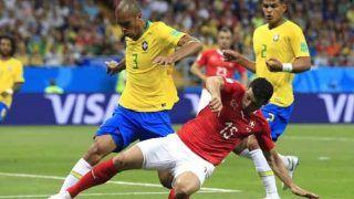 FIFA World Cup: मैदान पर जलवा नहीं बिखेर पाए नेमार, ब्राजील ने स्विट्जरलैंड से ड्रॉ खेला