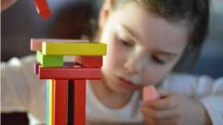 Playing With Building Blocks Helps in Shaping Children's Personalities