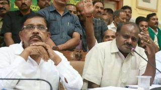 'Denied Post of CM Three Times Because I am Dalit', Karnataka Deputy CM Parameshwara Accuses Coalition Govt of Casteism?