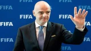 2018 World Cup In Russia 'Best Ever': FIFA Head Gianni Infantino