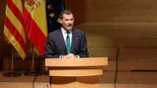 FIFA World Cup 2018: Spanish King Felipe VI  to Attend His Country's World Cup Game Against Russia