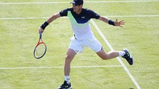 Queen's Club Championship: Nick Kyrgios Beats Andy Murray; Feliciano Lopez Advances to Quarters