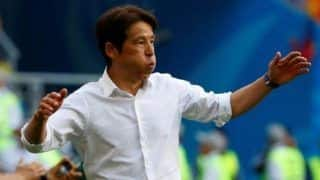 FIFA World Cup 2018: We Will Save Our Celebrations, Says Japan Coach Nishino Post Columbia Win