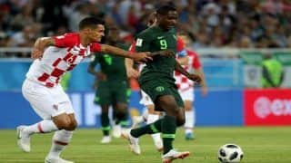 FIFA World Cup 2018: Croatia Defeats Nigeria 2-0 to Top Group D