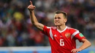 Denis Cheryshev Stars as Russia Hammer Kazakhstan in 2020 Euro Qualifiers