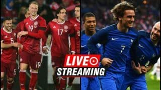 Denmark vs France FIFA World Cup 2018 Match 38 Live Streaming: When And Where To Watch on TV (IST)
