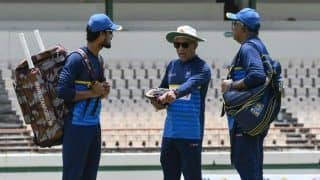 Sri Lanka Skipper Dinesh Chandimal, Coach Chandika Hathurusingha And Manager Asanka Gurusinha Out Of South Africa Tests
