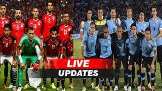 FIFA World Cup 2018 Egypt vs Uruguay, Highlights and Watch the Goal! Uruguay beats Egypt 1- 0