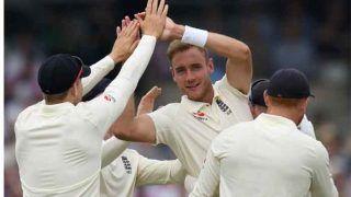 इंग्लैंड ने पाक को पहली पारी में 174 रन पर समेटा, ब्रॉड ने झटके 3 विकेट