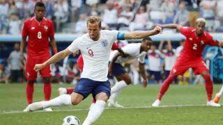 FIFA2018: इंग्लैंड ने पनामा को 6-1 से हराया, कप्तान की हैट्रिक से अंतिम-16 में बनाई जगह