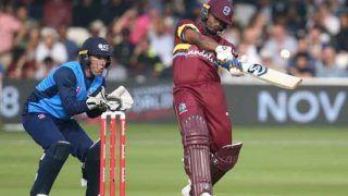 वेस्टइंडीज ने वर्ल्ड इलेवन को 72 रन से हराया, लुईस का तूफानी अर्धशतक