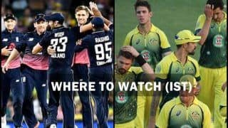 Australia Tour of England 2018 3rdODI Live Streaming: When And Where to Watch on TV (IST)