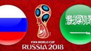 FIFA2018:  पहले मैच में रूस से भिड़ेगा सऊदी अरब, पढ़ें किन खिलाड़ियों को मिलेगी टीम में जगह