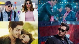 Priyanka Chopra - Nick Jonas Officially Together, Janhvi Kapoor's Dhadak Trailer, Shah Rukh Khan's Zero Teaser, Salman Khan's Race 3 Releases, Zero Teaser Out - Bollywood Week In Review
