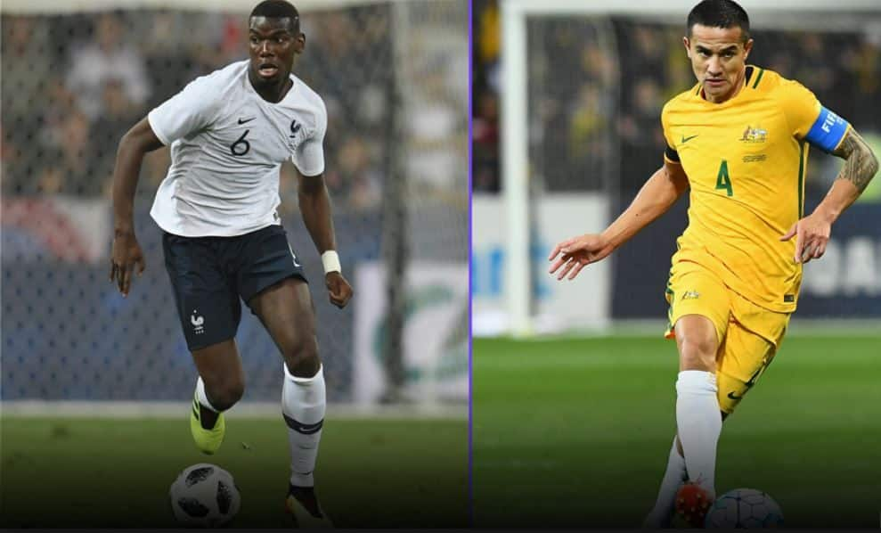 FPJ's Dream XI predictions for France and Australia