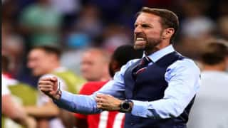 England Coach Southgate Rewarded for World Cup Run With New Contract