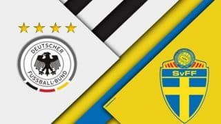 FIFA WC: Germany vs Sweden, Goals, Live Scorecard and Latest Match Stats Online