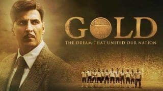 Gold New Poster: Akshay Kumar's Intense Look Reflects Pride For The Nation