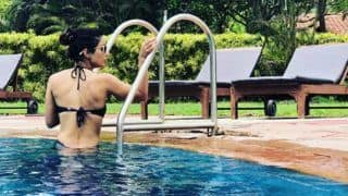 Bigg Boss 11 Finalist Hina Khan Takes The Internet by Storm With Sexy Monokini Pictures; Gets Trolled And Objectified
