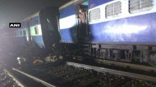 Maharashtra: Three Coaches of Howrah Mail Derail Near Igatpuri Railway Station; no Casualties Reported