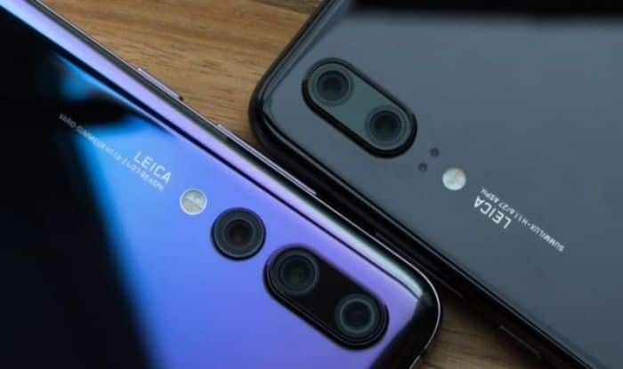 Huawei's Next Mate Phone Could Have Five Rear Cameras: Report
