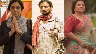 IIFA Awards 2018 Full Winners List: Vidya Balan's Tumhari Sulu, Irrfan Khan, Sridevi Win Top Awards