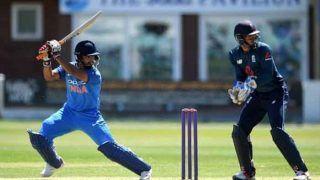 भारतीय टीम ने इंग्लैंड लॉयन्स को दिया 233 रन का लक्ष्य, ऋषभ पंत ने खेली अर्धशतकीय पारी