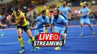 India vs Australia Hockey Champions Trophy 2018 Live Streaming: When And Where To Watch on TV (IST)