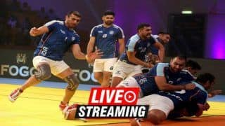 Kabaddi Masters 2018: India vs Kenya Match 10 Live Streaming — When And Where to Watch on TV (IST)