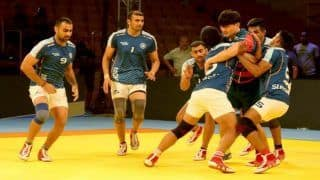 Kabaddi Masters Dubai 2018: Formidable India Favourites Against South Korea