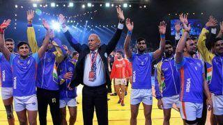 Kabbadi Masters Finals India vs Iran Highlights, India defeats Iran 26-44