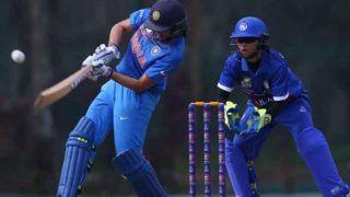 महिला एशिया कप: भारत की लगातार दूसरी बड़ी जीत, थाईलैंड को 66 रन से हराया